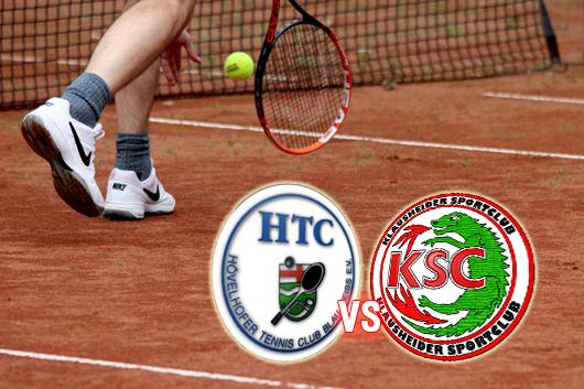 KSC spielt Tennis